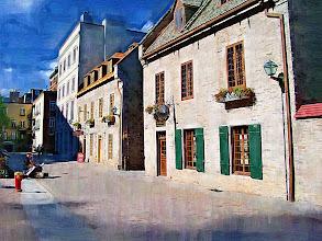 Photo: Oil Paint effect