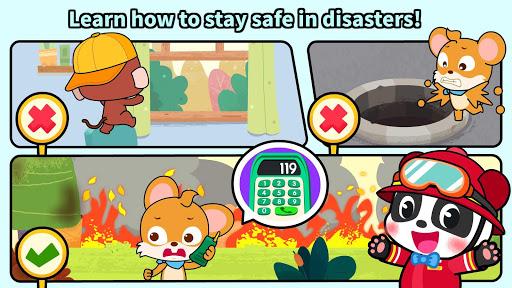 Baby Panda's Fire Safety screenshot 10
