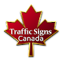 Traffic Road Signs Canada