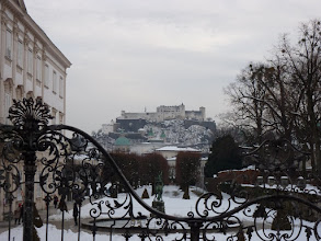 Photo: Salzburg, Festung Hohensalzburg