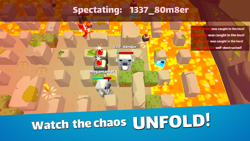 Battle Bombers Arena screenshot 5