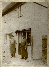 Photo: Boorman Butchers Shop - Old Road Wateringbury Kent 1890's