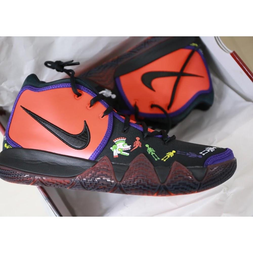 buy popular 7a153 cd2ba 🏀現貨一對🏀Nike Kyrie Irving Kyrie 4 DOTD TV PE 1籃球鞋