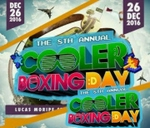 Cooler Boxing Day : Lucas Masterpieces Moripe Stadium