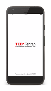TEDxTehran Connect- screenshot thumbnail