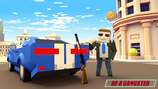 Toy Army Mafia Gangster - screenshot