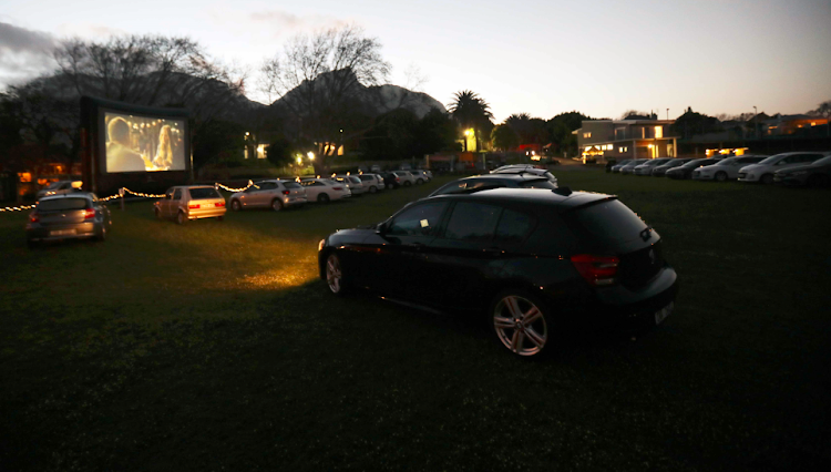 The Galileo Open Air Cinema provided Capetonians with the opportunity to indulge in a favourite recreational activity.