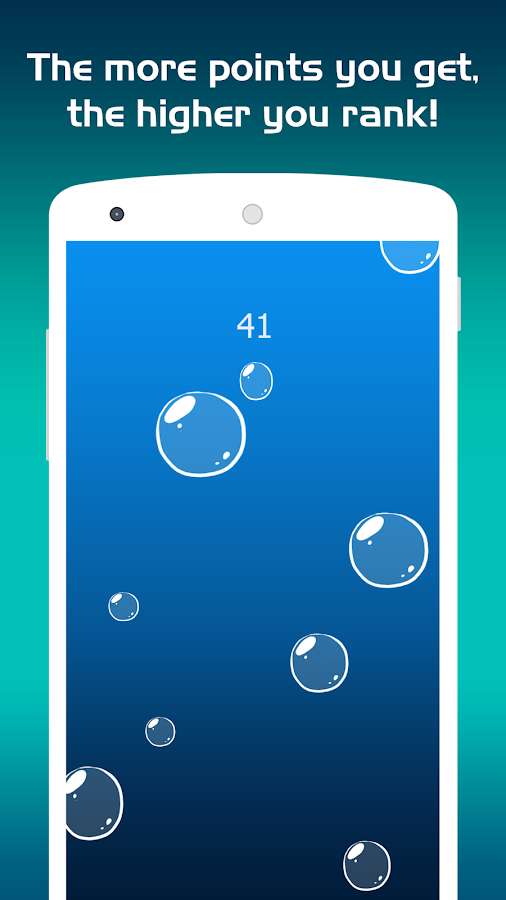 Bubble Run- screenshot