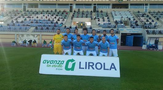 CD El Ejido 2 - 0 Yeclano