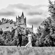 Wedding photographer Javi Calvo (javicalvo). Photo of 11.10.2017