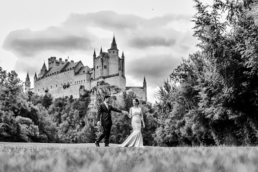 Fotógrafo de bodas Javi Calvo (javicalvo). Foto del 11.10.2017