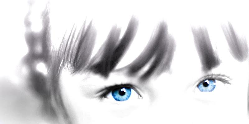 occhi azzurri di phrp