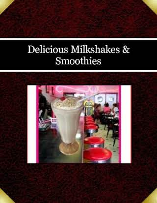 Delicious Milkshakes & Smoothies