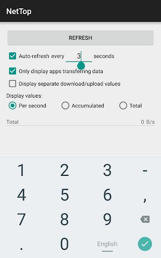 NetTop: RealTime Network Meter screenshot 3