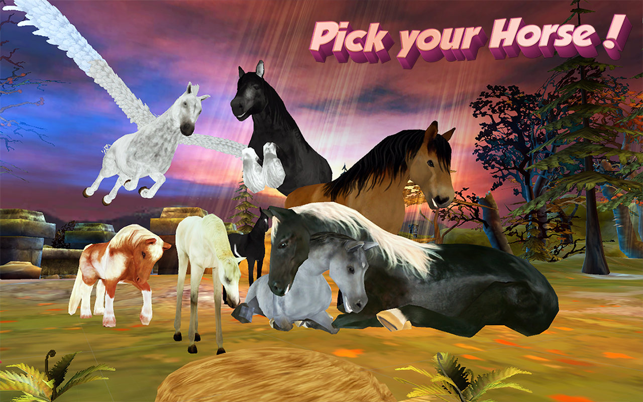 3d Cross Live Wallpaper Apk Horse Quest Android Apps On Google Play