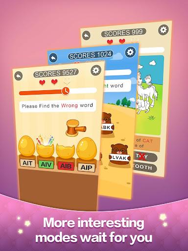 Happy Word - A crossword puzzle screenshot 9