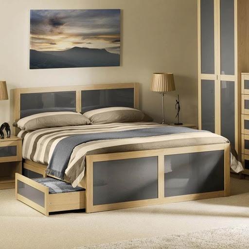 Julian Bowen Strada Bed Frame