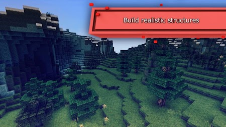 My Cube Craft Exploration Lite APK screenshot thumbnail 2