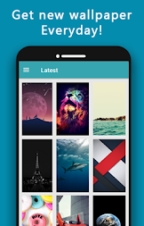 Wallify - 4k, HD Wallpapers & backgrounds APK screenshot thumbnail 1