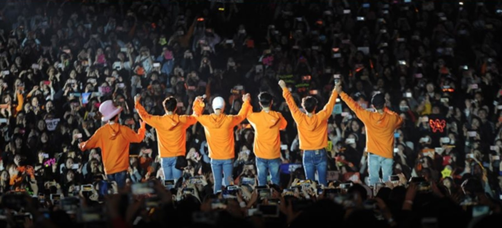 shinhwa 20 years fans