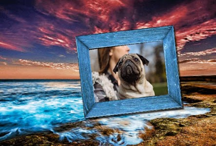 Scenery Photo Frames Pro screenshot 4