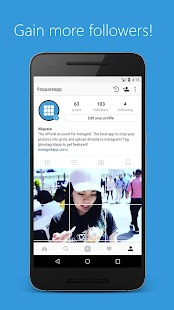 Сетки для Instagram Screenshot