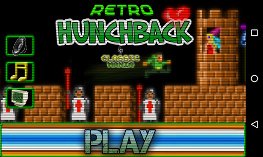 Retro Hunchback apkpoly screenshots 1