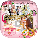 Wedding Video Maker with Song icon