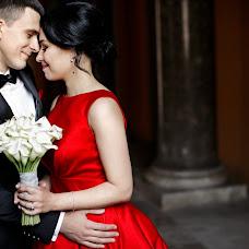 Wedding photographer Anna Peklova (AnnaPeklova). Photo of 15.01.2018