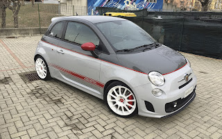 Abarth 500 Rent Lombardia