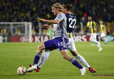 Meer duidelijkheid over de blessure van Bornauw die na 45 minuten noodgedwongen naar de kant moest bij Anderlecht