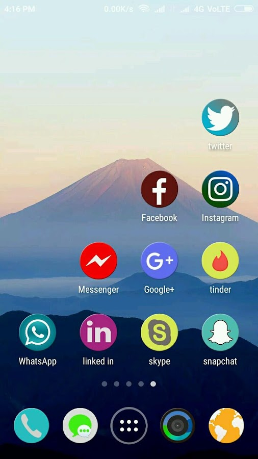 Chiclets- Icon Pack (Pixel + Oreo)- screenshot