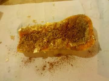 Brown Sugar & Cinnamon Butternut Squash