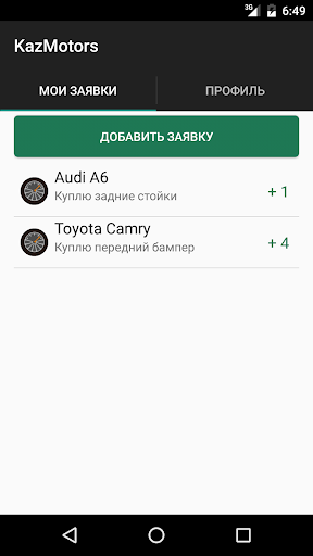KazMotors
