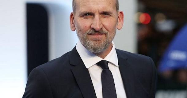 Christopher Eccleston blasts his Doctor Who bosses