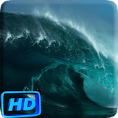 Surfing Video Live Wallpaper