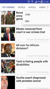 Voice News - náhled