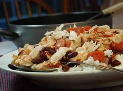 Louisiana Chicken And Beans Skillet Recipe