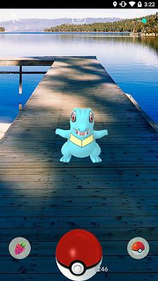 Pokémon GO - screenshot