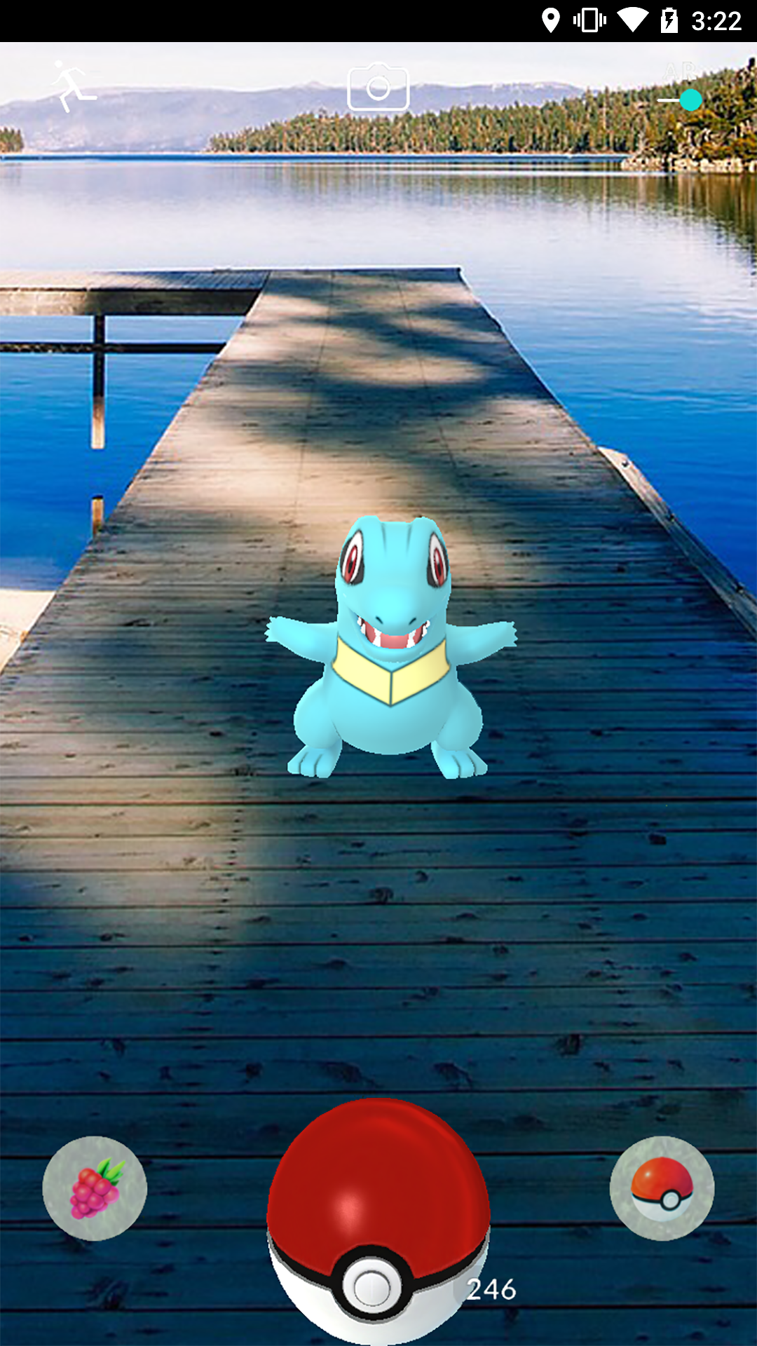 Pokémon GO screenshot #3