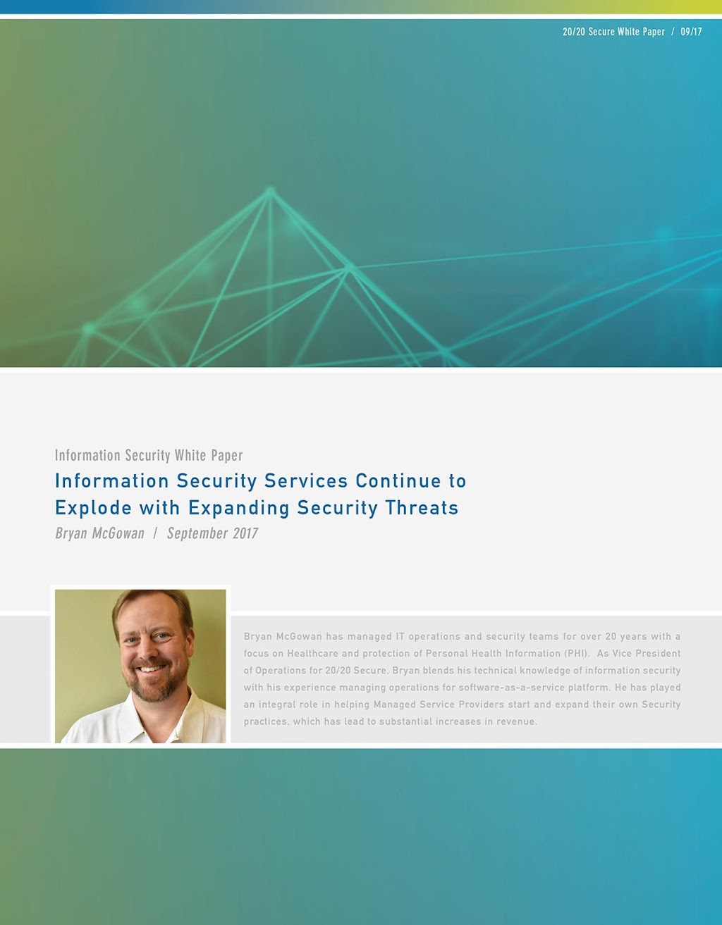 Information Security Whitepaper