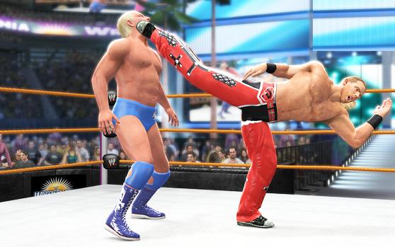 Wrestling revolution wwe 2k17 mod apk download   Download