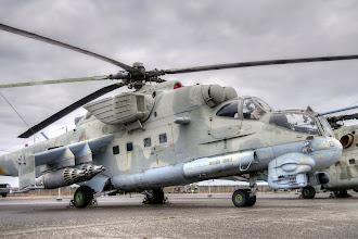 Photo: Mi-24P