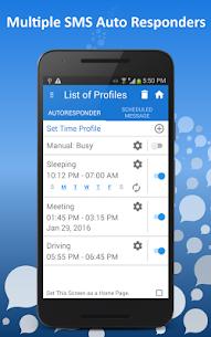 Autoresponder / SMS Scheduler v7.5.4 [Paid] APK [Latest] 5