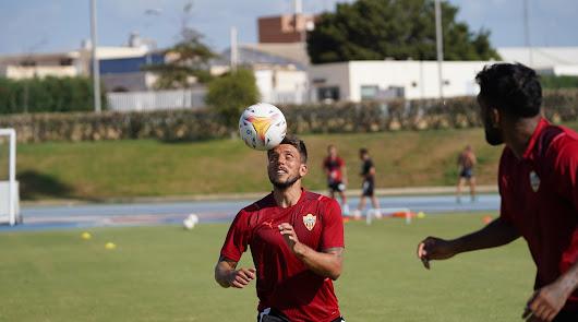 Daniel Carriço no podrá jugar este viernes en Alcorcón.