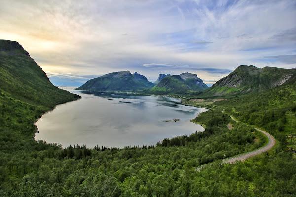 Un fiordo Norvegese... di PifferiValentina