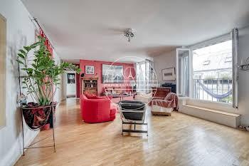 Appartement meublé 5 pièces 95,31 m2