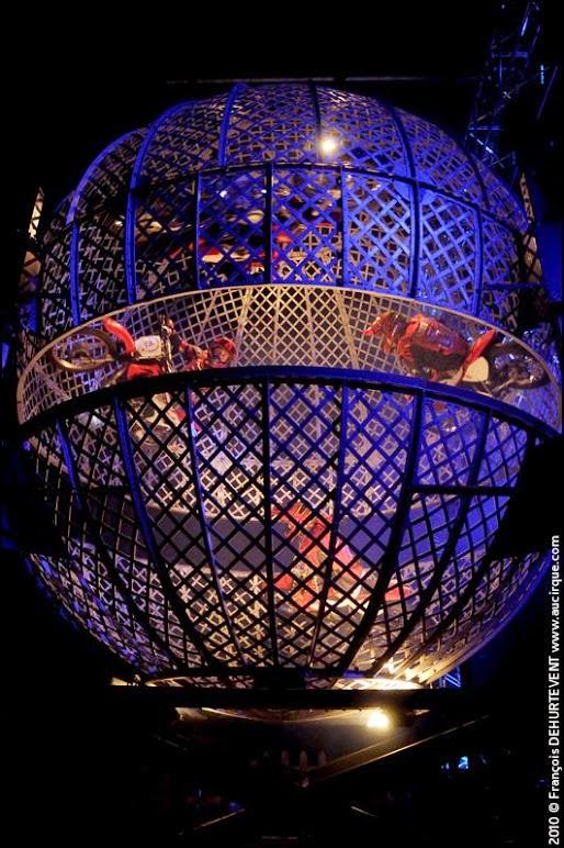 Globe de la mort