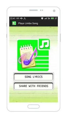 android All Songs of Playa Limbo Screenshot 0