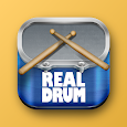 Real Drum - The Best Drums Pads Sim - Get Lessons icon